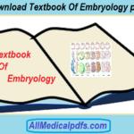 Embryology Textbook Pdf