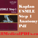 Download Kaplan USMLE Step 1 Anatomy Pdf Free Latest Edition