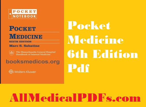 Pocket Medicine 6th Edition Pdf