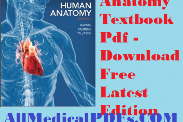 Anatomy Textbook Pdf