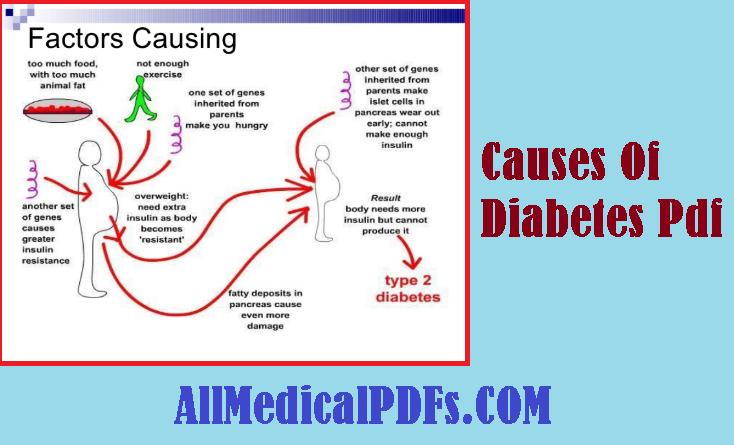 Causes Of Diabetes Pdf