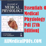 Download Essentials Of Medical Physiology Pdf [7th Edition]
