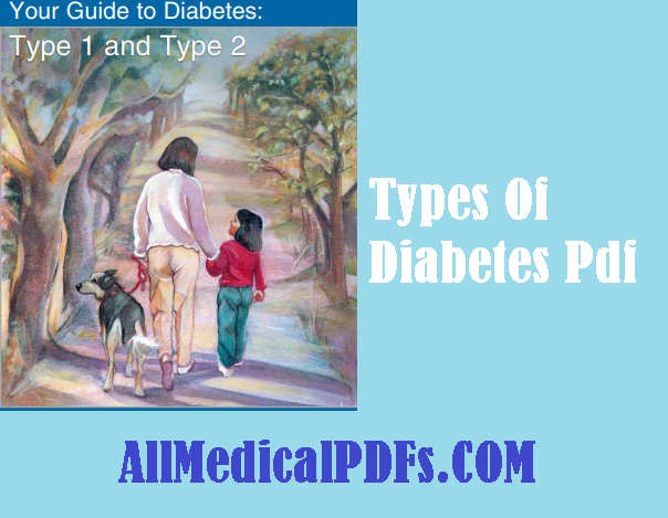 Types Of Diabetes Pdf